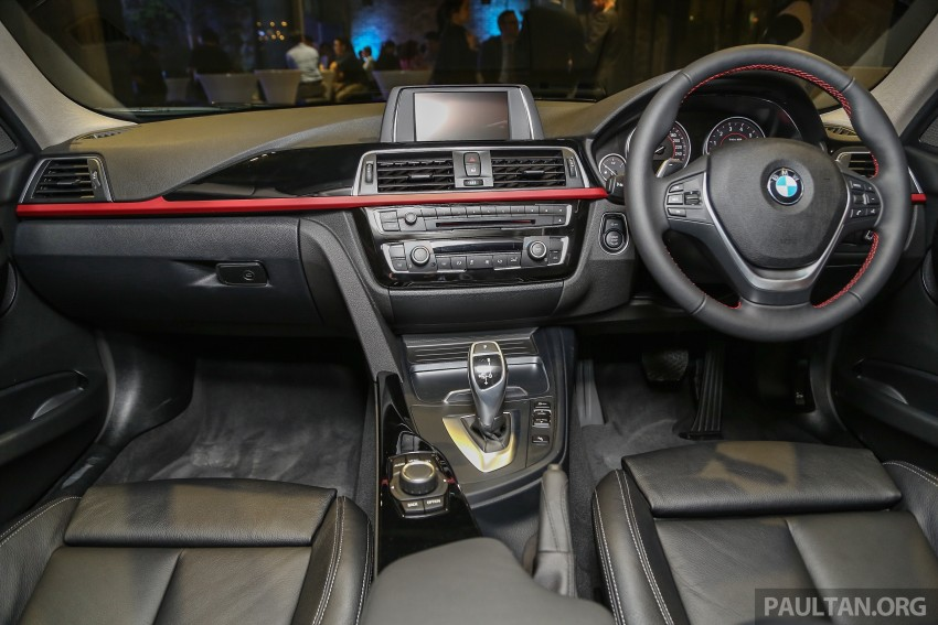 F30 BMW 3 Series LCI launched in Malaysia – 3-cyl 318i, 320i, 320d and 330i from RM209k to RM309k Image #407155