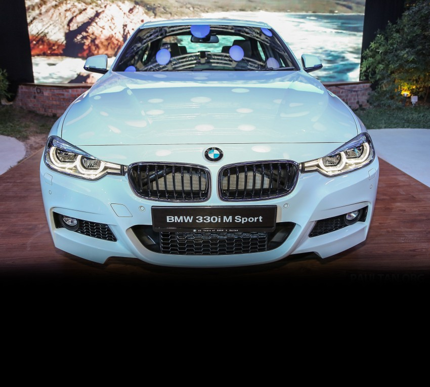 F30 BMW 3 Series LCI launched in Malaysia – 3-cyl 318i, 320i, 320d and 330i from RM209k to RM309k Image #409750
