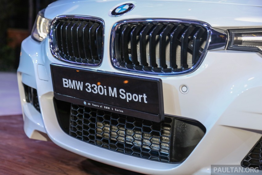F30 BMW 3 Series LCI launched in Malaysia – 3-cyl 318i, 320i, 320d and 330i from RM209k to RM309k Image #407213