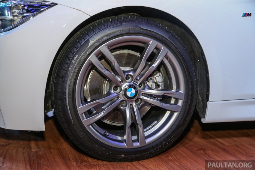 F30 BMW 3 Series LCI launched in Malaysia – 3-cyl 318i, 320i, 320d and 330i from RM209k to RM309k Image #407214