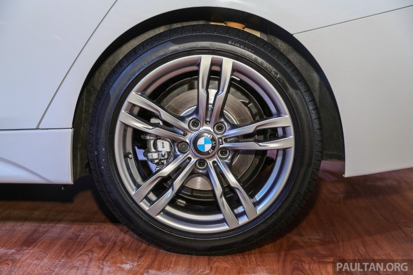 F30 BMW 3 Series LCI launched in Malaysia – 3-cyl 318i, 320i, 320d and 330i from RM209k to RM309k Image #407217