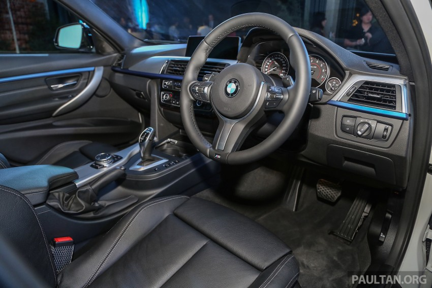 F30 BMW 3 Series LCI launched in Malaysia – 3-cyl 318i, 320i, 320d and 330i from RM209k to RM309k Image #407226