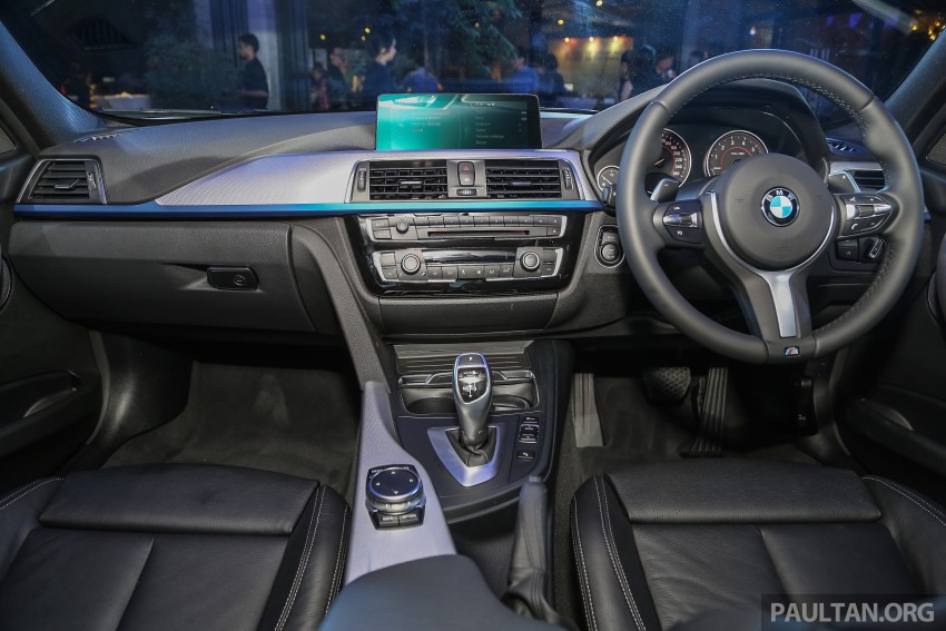 F30 BMW 3 Series LCI launched in Malaysia – 3-cyl 318i, 320i, 320d and 330i from RM209k to RM309k Image #407248