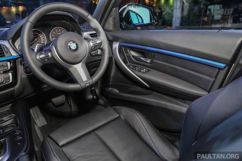 F30 BMW 3 Series LCI launched in Malaysia – 3-cyl 318i, 320i, 320d and 330i from RM209k to RM309k Image #407250