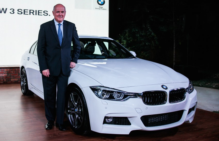 F30 BMW 3 Series LCI launched in Malaysia – 3-cyl 318i, 320i, 320d and 330i from RM209k to RM309k Image #407004