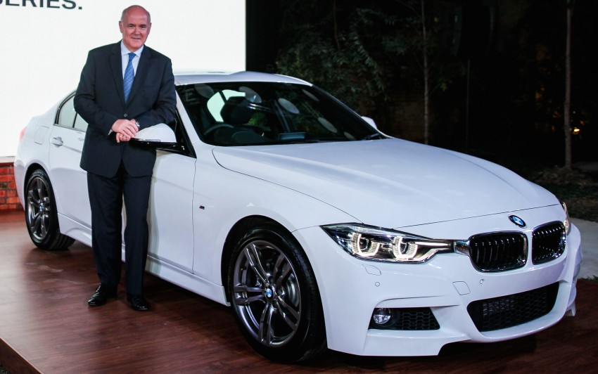 F30 BMW 3 Series LCI launched in Malaysia – 3-cyl 318i, 320i, 320d and 330i from RM209k to RM309k Image #407005