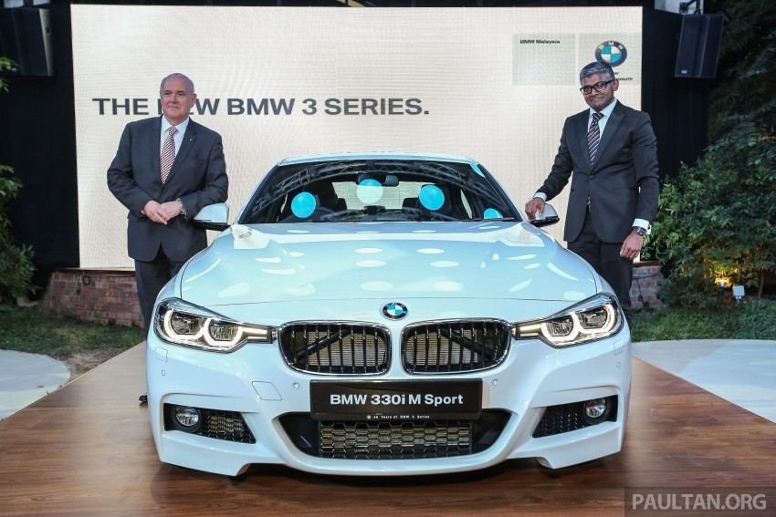 F30 BMW 3 Series LCI launched in Malaysia – 3-cyl 318i, 320i, 320d and 330i from RM209k to RM309k Image #407059
