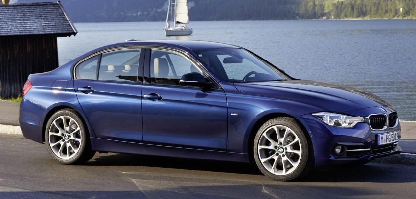 F30 BMW 3 Series LCI launched in Malaysia – 3-cyl 318i, 320i, 320d and 330i from RM209k to RM309k Image #407025
