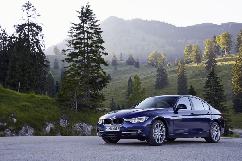F30 BMW 3 Series LCI launched in Malaysia – 3-cyl 318i, 320i, 320d and 330i from RM209k to RM309k Image #407026