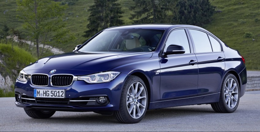 F30 BMW 3 Series LCI launched in Malaysia – 3-cyl 318i, 320i, 320d and 330i from RM209k to RM309k Image #407027