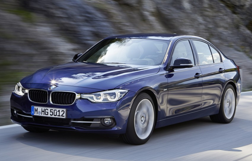 F30 BMW 3 Series LCI launched in Malaysia – 3-cyl 318i, 320i, 320d and 330i from RM209k to RM309k Image #407028