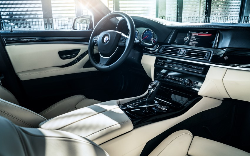 New Alpina B5 Biturbo debuts – packs 600 hp, 800 Nm Image #411219