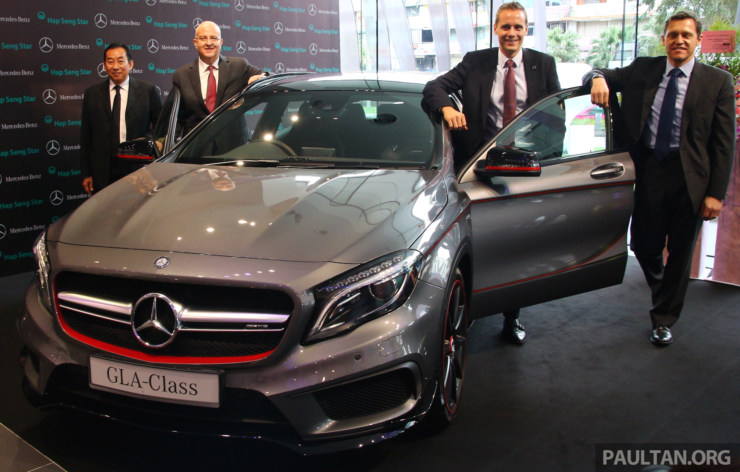 Mercedes Benz Malaysia And Hap Seng Star Open New Rm2