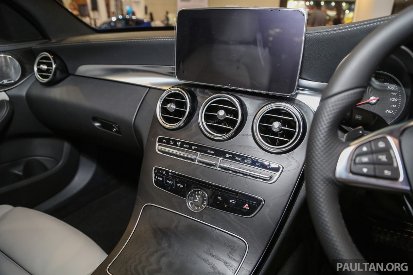 GALLERY: Mercedes-Benz C 250 AMG – RM287,888 Image #408020