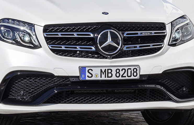 Mercedes-Benz GLS debuts – the S-Class among SUVs Image #402166