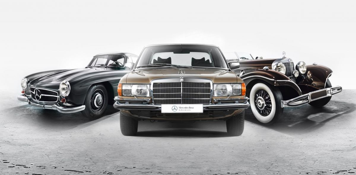 Mercedes-Benz Museum begins sales of classic cars