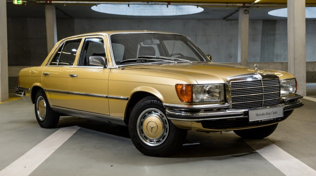 Mercedes Benz Museum Begins Sales Of Classic Cars