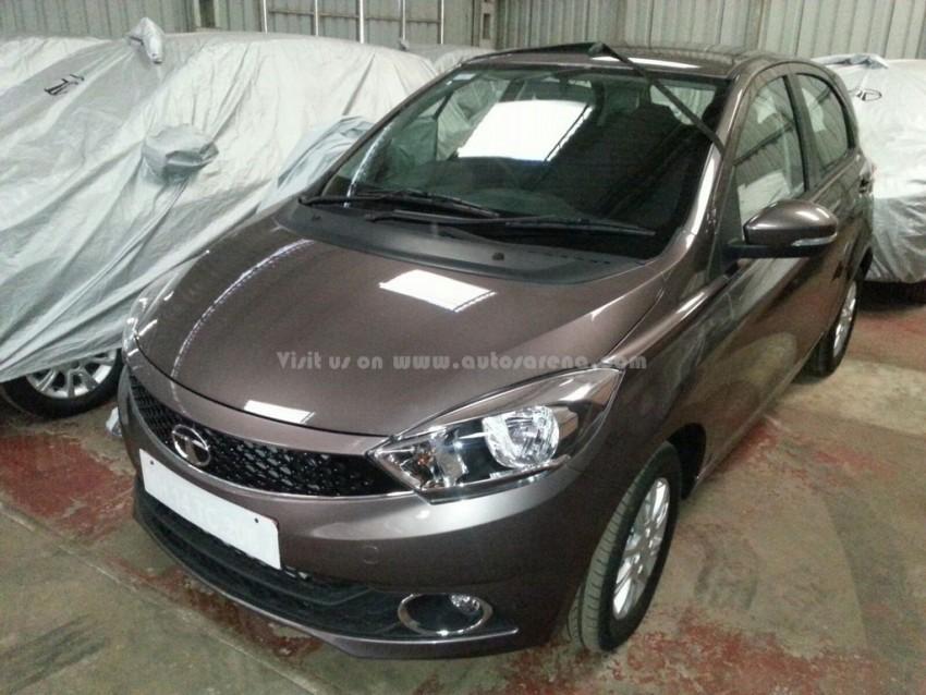 "Tata Zica revealed – India's ""Zippy Car"" debuts in 2016 Image #413918"