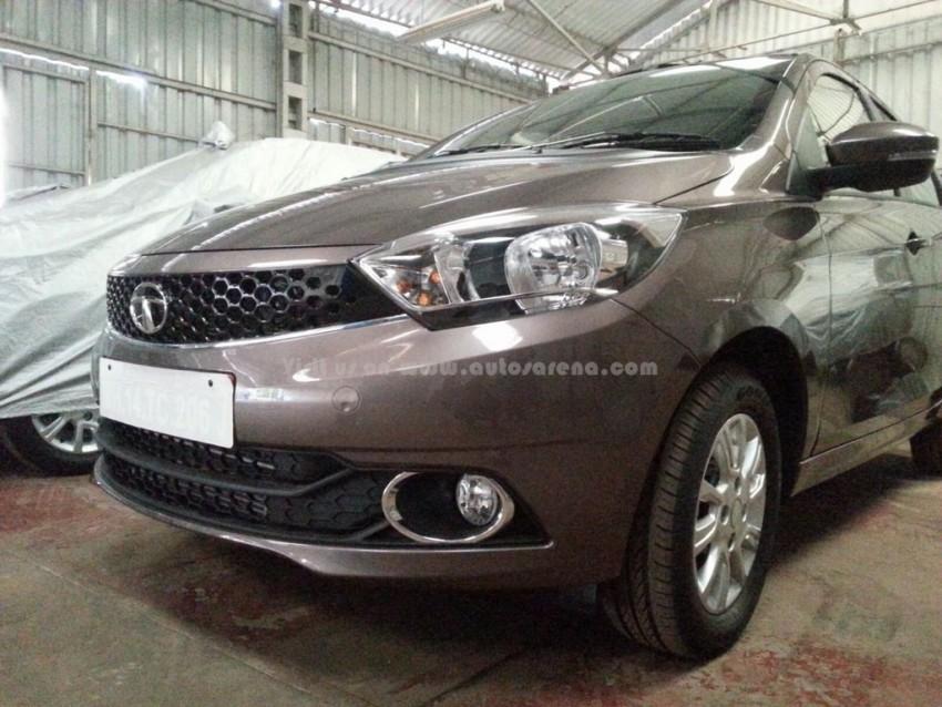 "Tata Zica revealed – India's ""Zippy Car"" debuts in 2016 Image #413919"