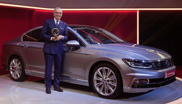 Walter de Silva - Volkswagen
