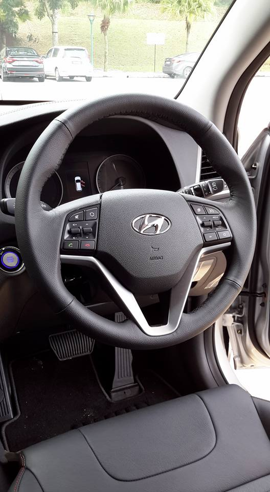 2016 Hyundai Tucson preliminary specs announced – two trims, estimated prices from RM130k to RM144k Image #400907