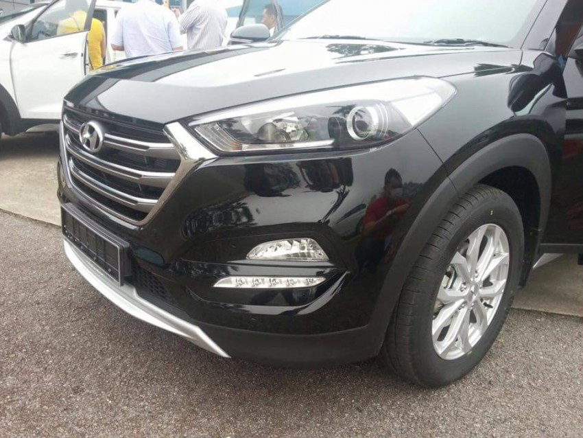 2016 Hyundai Tucson preliminary specs announced – two trims, estimated prices from RM130k to RM144k Image #400910