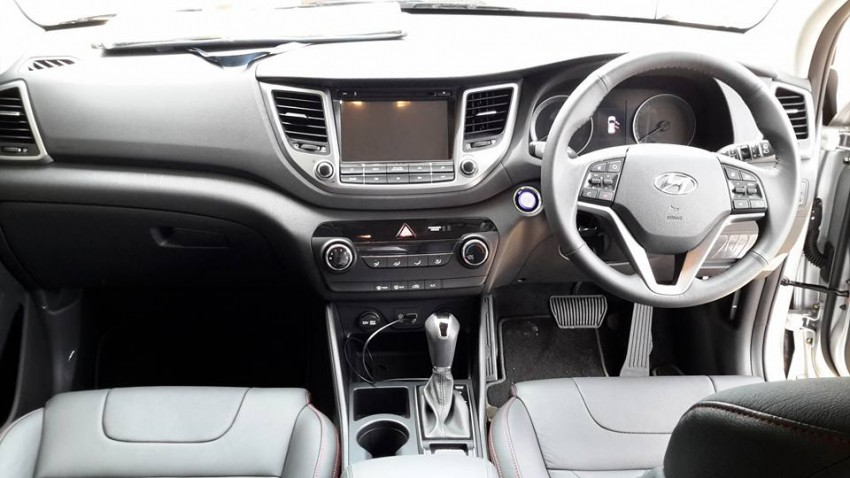 2016 Hyundai Tucson preliminary specs announced – two trims, estimated prices from RM130k to RM144k Image #400916