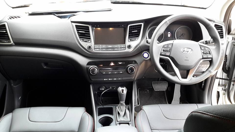 2016 Hyundai Tucson Preliminary Specs Announced Two