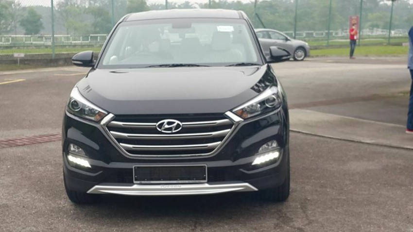 2016 Hyundai Tucson preliminary specs announced – two trims, estimated prices from RM130k to RM144k Image #400924