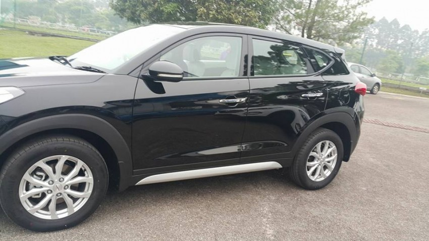 2016 Hyundai Tucson preliminary specs announced – two trims, estimated prices from RM130k to RM144k Image #400925