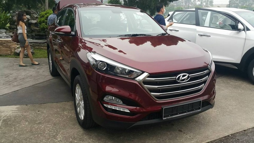 2016 Hyundai Tucson preliminary specs announced – two trims, estimated prices from RM130k to RM144k Image #400902