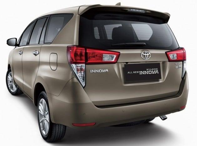 2016 Toyota Innova 2
