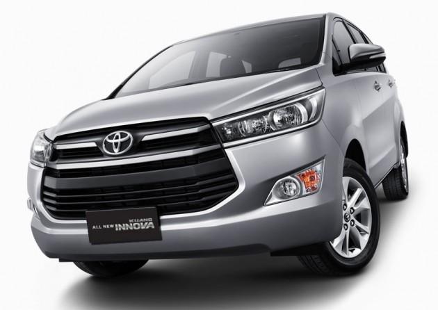 2016 Toyota Innova 3
