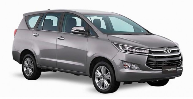 new car release malaysiaNew Toyota Hilux Fortuner SUV and Innova MPV launching in