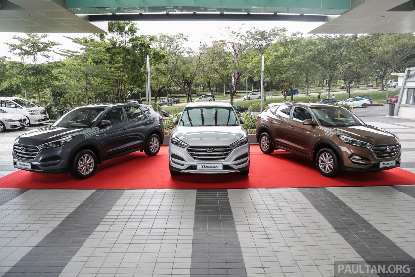 2016 Hyundai Tucson launched in Malaysia – 2.0L, Elegance and Executive trims, from RM126k Image #406796