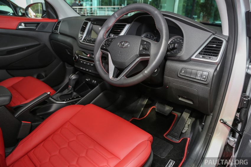 2016 Hyundai Tucson launched in Malaysia – 2.0L, Elegance and Executive trims, from RM126k Image #406827