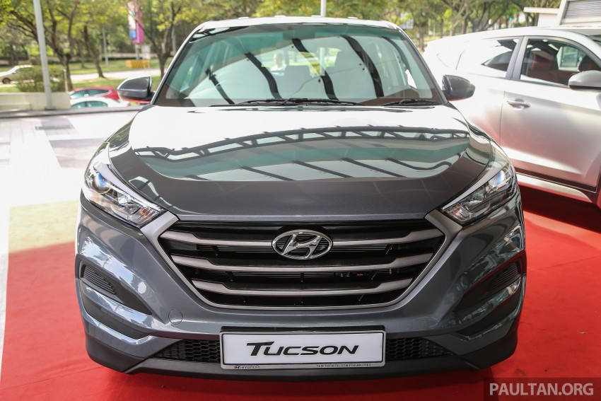 2016 Hyundai Tucson launched in Malaysia – 2.0L, Elegance and Executive trims, from RM126k Image #406837