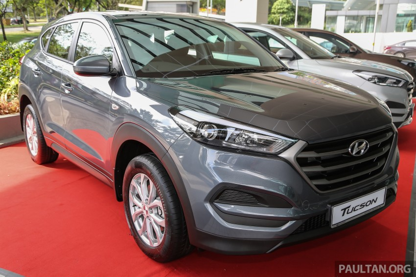 2016 Hyundai Tucson launched in Malaysia – 2.0L, Elegance and Executive trims, from RM126k Image #406841