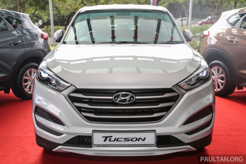2016 Hyundai Tucson launched in Malaysia – 2.0L, Elegance and Executive trims, from RM126k Image #406800