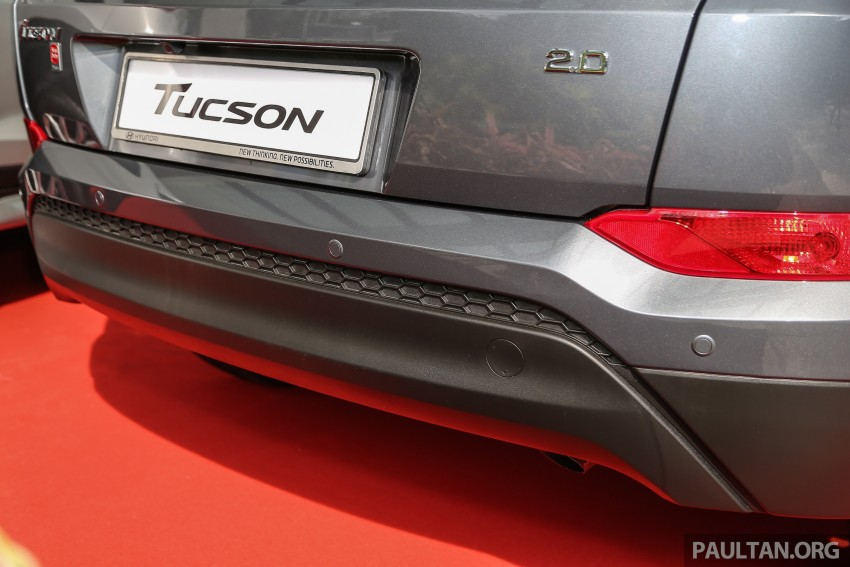 2016 Hyundai Tucson launched in Malaysia – 2.0L, Elegance and Executive trims, from RM126k Image #406843