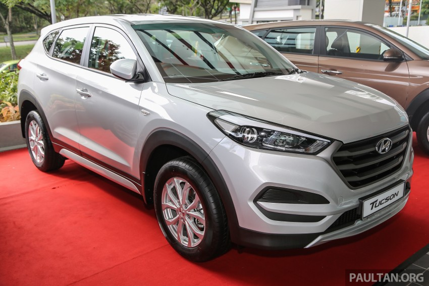 2016 Hyundai Tucson launched in Malaysia – 2.0L, Elegance and Executive trims, from RM126k Image #406807