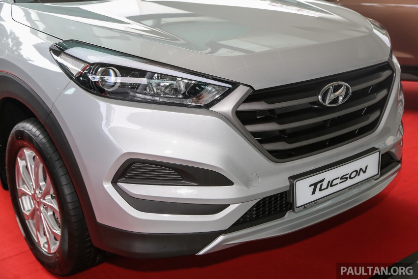 2016 Hyundai Tucson launched in Malaysia – 2.0L, Elegance and Executive trims, from RM126k Image #406810