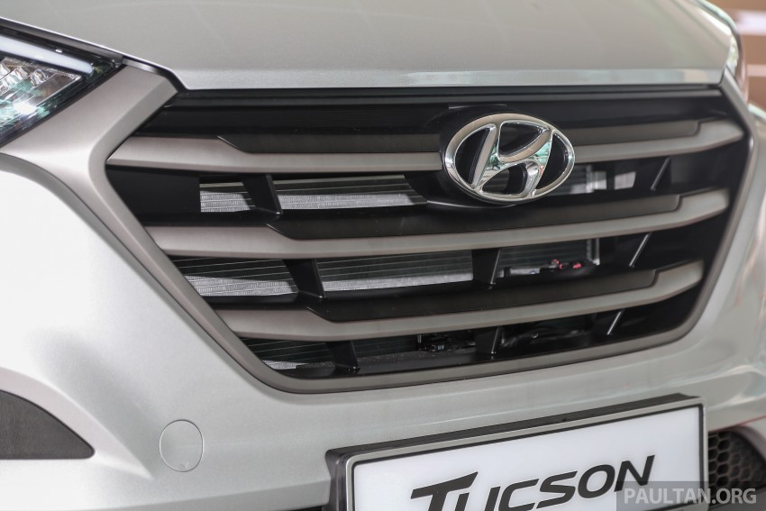 2016 Hyundai Tucson launched in Malaysia – 2.0L, Elegance and Executive trims, from RM126k Image #406814