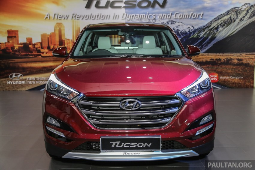 2016 Hyundai Tucson launched in Malaysia – 2.0L, Elegance and Executive trims, from RM126k Image #406847