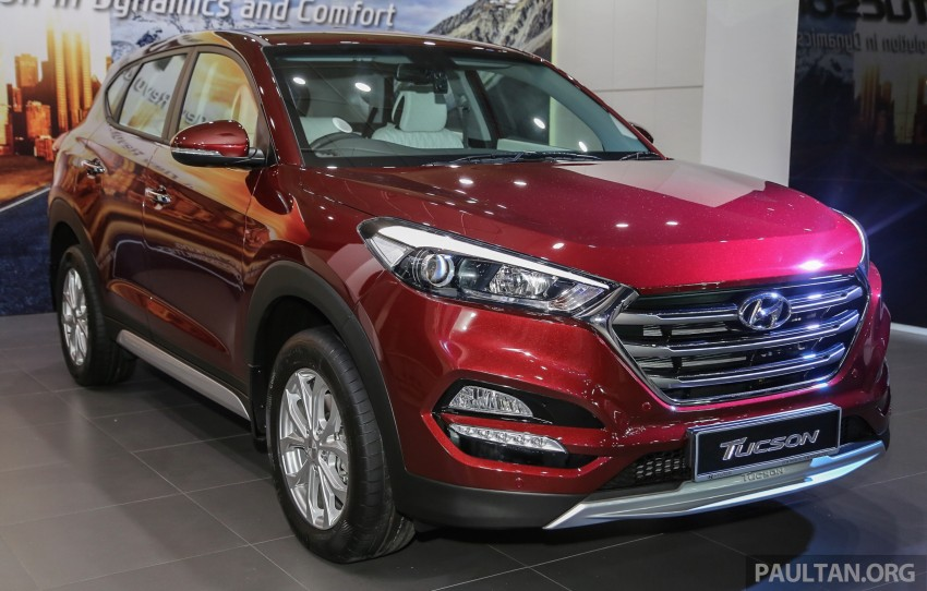 2016 Hyundai Tucson launched in Malaysia – 2.0L, Elegance and Executive trims, from RM126k Image #406848