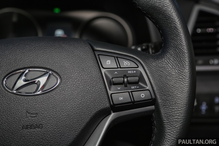 2016 Hyundai Tucson launched in Malaysia – 2.0L, Elegance and Executive trims, from RM126k Image #406889