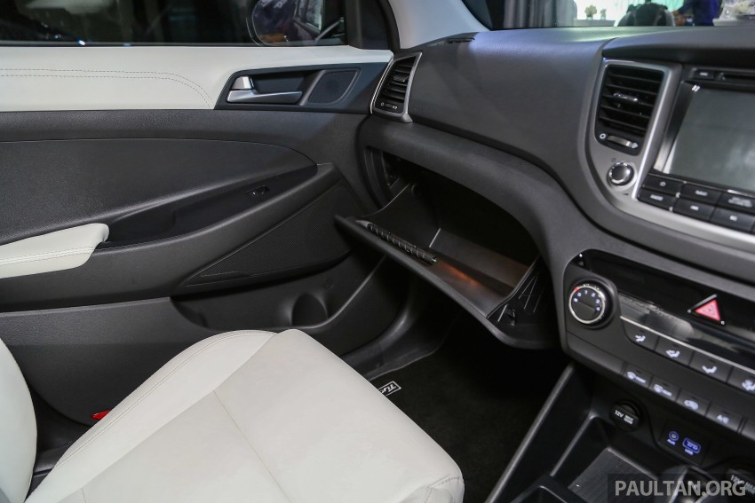 2016 Hyundai Tucson launched in Malaysia – 2.0L, Elegance and Executive trims, from RM126k Image #406890