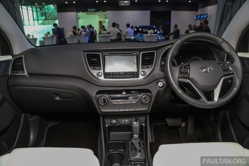 2016 Hyundai Tucson launched in Malaysia – 2.0L, Elegance and Executive trims, from RM126k Image #406896