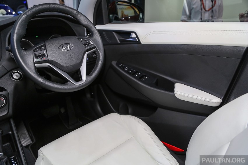 2016 Hyundai Tucson launched in Malaysia – 2.0L, Elegance and Executive trims, from RM126k Image #406898