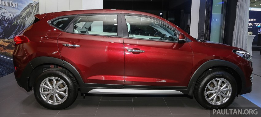 2016 Hyundai Tucson launched in Malaysia – 2.0L, Elegance and Executive trims, from RM126k Image #406907